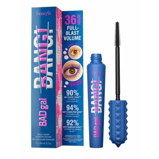 Benefit  - Szempillaspirál - BADgal BANG - Kék