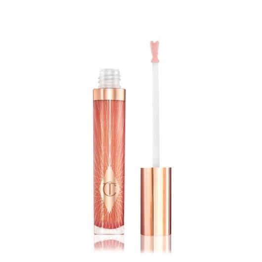 Charlotte Tilbury - Szájfény - Collagen Lip Bath_Peachy Plump