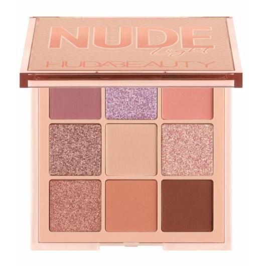 Huda Beauty - Szemhéjpúder paletta - Light Nude Obsessions