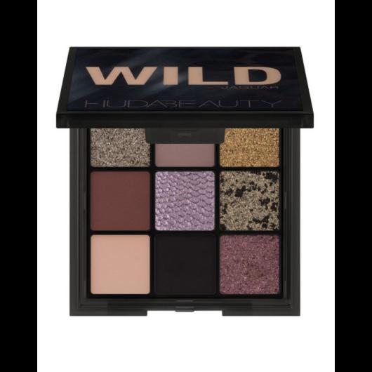 Huda Beauty - Szemhéjpúder paletta - Jaguar Wild Obsessions
