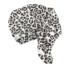 Kép 1/2 - Mikroszálas hajturbán törölköző - leopárdmintás